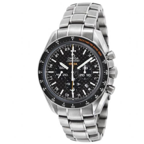 OMEGA Speedmaster HB-SIA Co-Axial GMT Automatic Chronograph Gents Watch 321.90.44.52.01.001